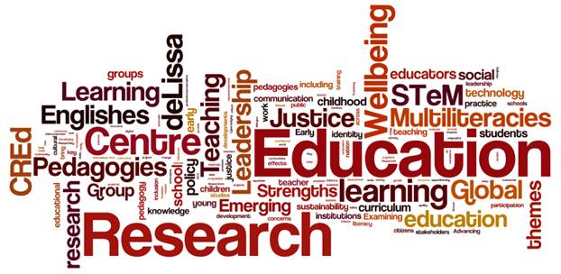 education research Young people on the margins of the educational system: following the same path differently.