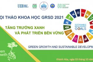 Background hội thảo GRSD2021