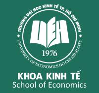 Khoa Kinh tế - Đại học Kinh tế TPHCM